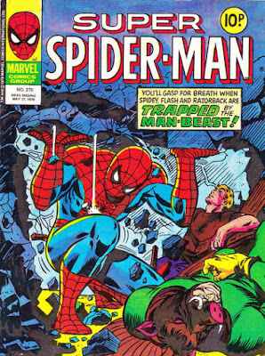 Super Spider-Man #275