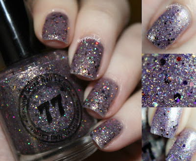 Seventy Seven Nail Lacquer Four Oh!