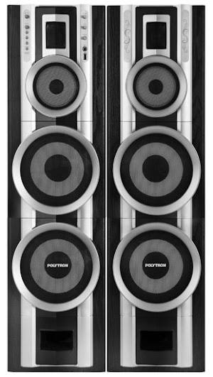 Harga dan Spesifikasi Speaker Aktif Polytron PAS 28