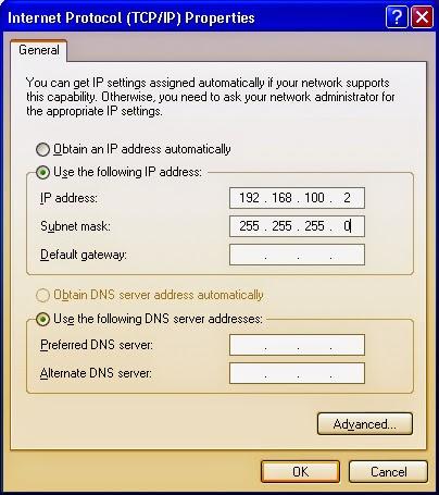 cara membuat jaringa LAN, tutorial lengkap, TKJ, setting IP