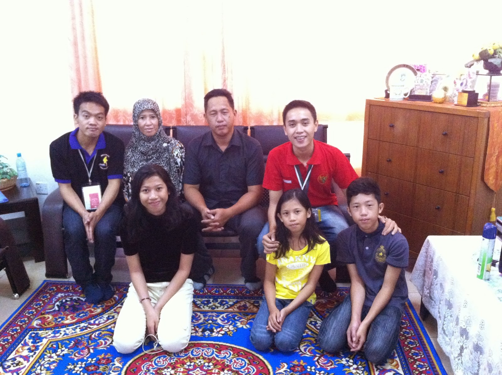 Being Bruneian and Cambodian Experience (Homestay Program Part 1)