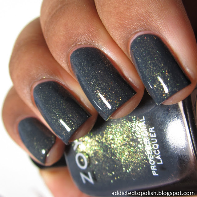 Zoya Yuna Ignite Fall 2014