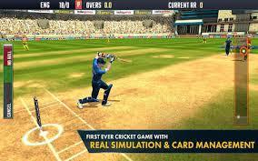 لعبة World Cricket Championship 2 مهكرة للأندرويد MOD