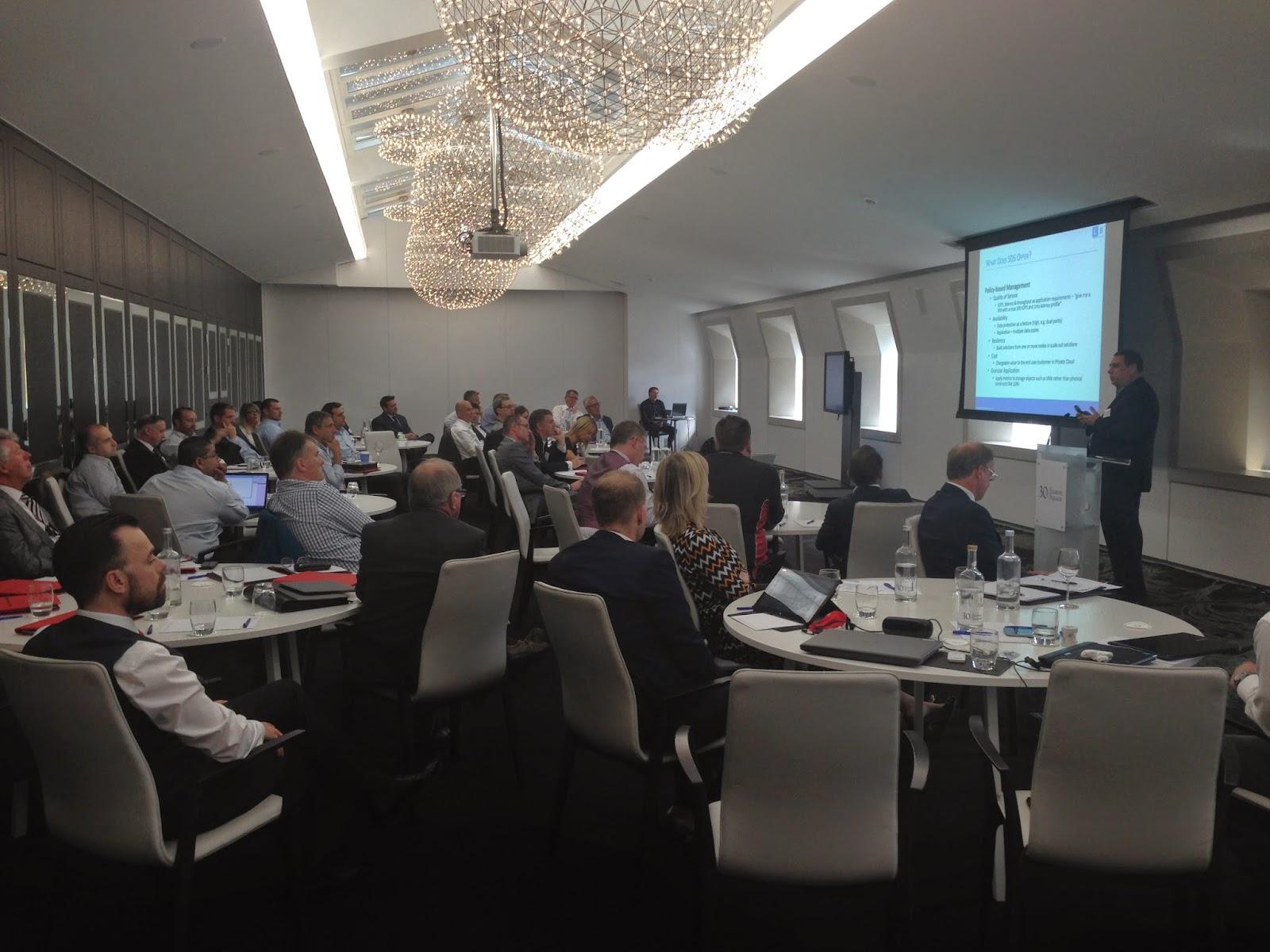 DataCore Northern Europe Partner Symposium focuses on Software defined Storage market forces