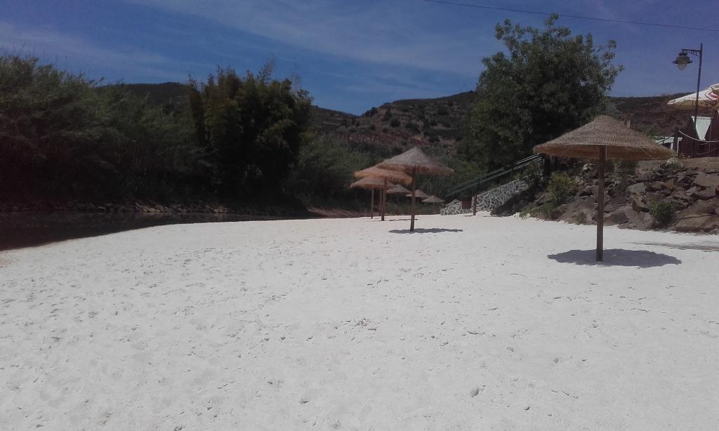 Guarda Sol da Praia Fluvial de Alcoutim