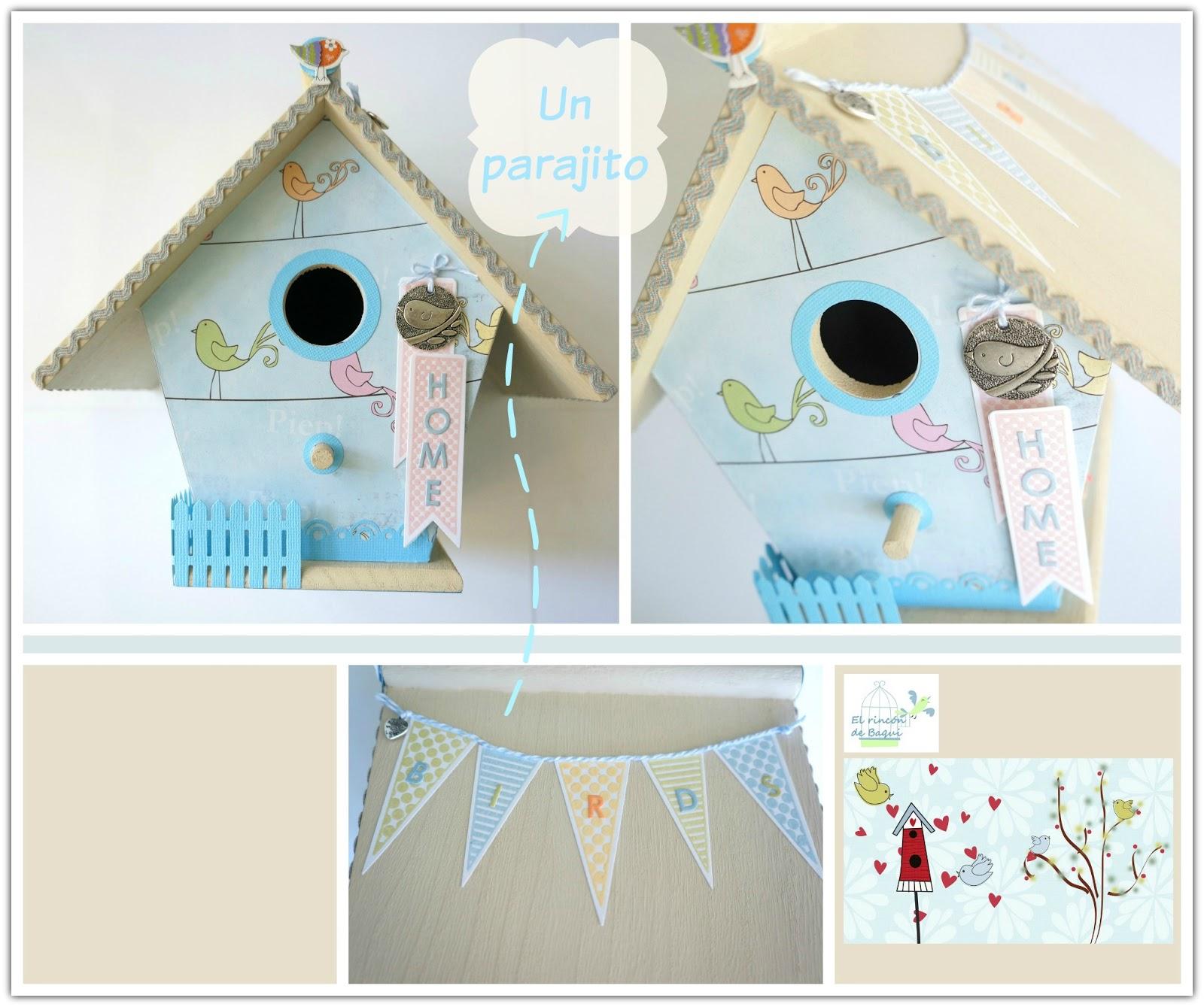 Decora una pajarera el rincon de baqui blog de for Como se decora una casa