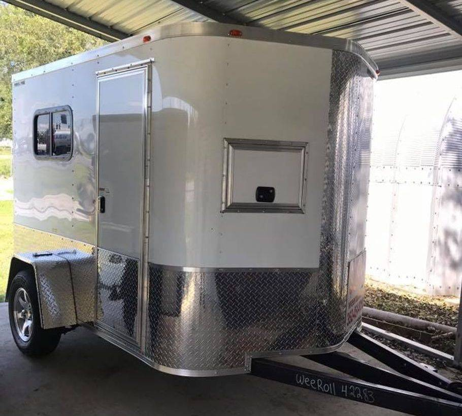 My Chemical-Free House: Trailers and Tiny Homes on Wheels for the