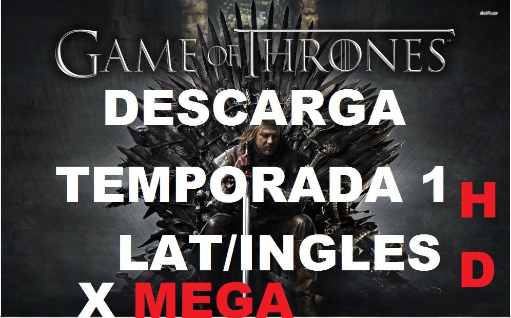 BLOGPELICULAS22: DESCARGAR JUEGO DE TRONOS TEMPORADA 1 HD MKV