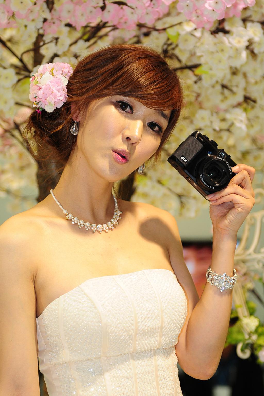 xxx nude girls: Lee Yoo Eun - Dungeon & Fighter 2012