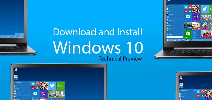 Download Free Windows 10 Os Full Version
