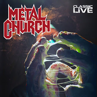"""Το βίντεο των Metal Church """"Fake Healer"""" από το album """"Classic Live"""""""