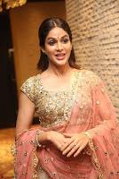 Lavanya Tripathi Mesmerizing Beauty in Chania Choli At Vunnadi Okate Zindagi Movie ~  Exclusive 007.jpg