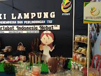 BP3TKI Lampung Turut Berpartisipasi dalam Event Lampung Fair