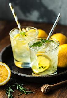 عصير الليمون للأطفال