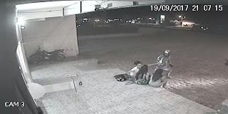 Estudantes são assaltadas nas proximidades da UERN de Pau dos Ferros