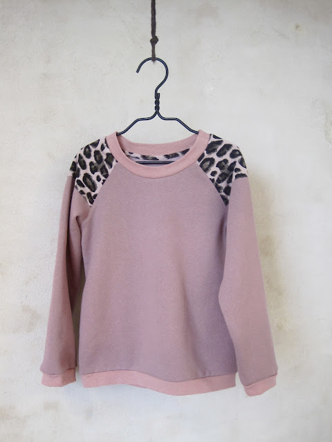 leopard sweater marapytta animal print