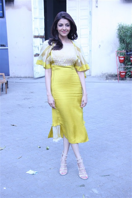 Kajal Agarwal Official Mobile App Launched Photos