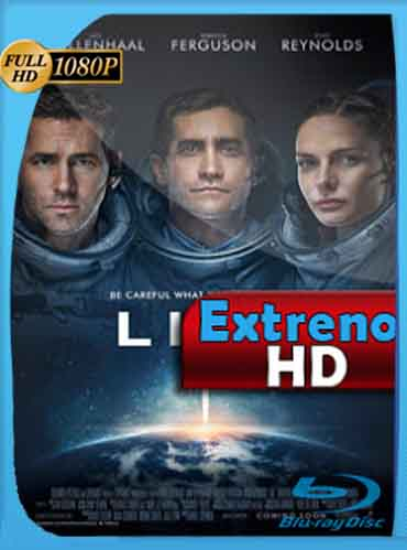 Life: Vida inteligente (2017) HD [1080p] Latino [Mega] Virlli-HD