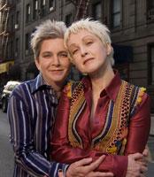 Cindi lauper lesbian