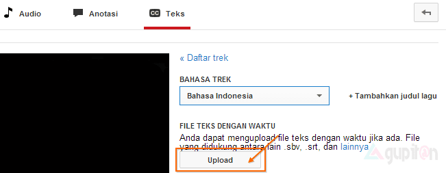 Cara Upload Subtitle (CC) pada Video YouTube 3
