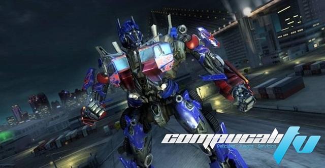 Transformers La venganza de los caidos PC Full Español