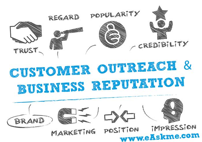 How to Improve Customer Outreach and Your Business Reputation: eAskme