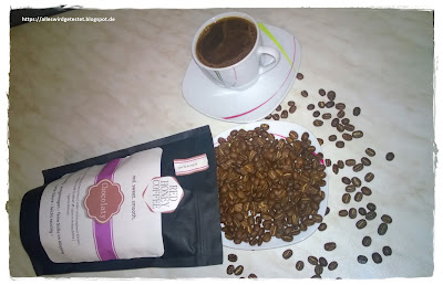 Red Honey Coffee Chocolaty/ Arabica Kaffee