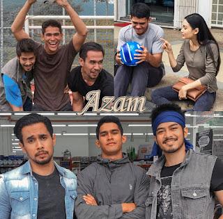 Telefilem Azam (TV3)