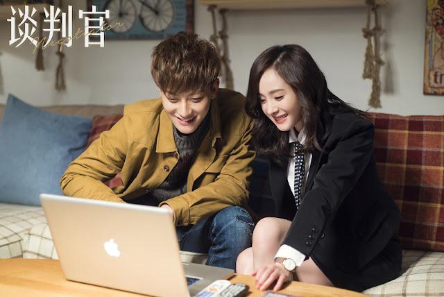 Negotiator c-drama Yang Mi ZTao moveee