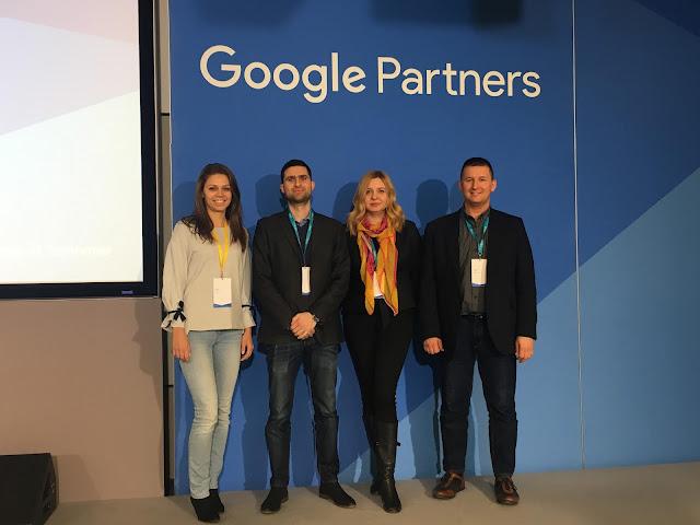 """A WebMa is bekerült a Google """"Agency of Tomorrow"""" exkluzív képzési progamjába"""