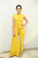 Taapsee Pannu looks mesmerizing in Yellow for her Telugu Movie Anando hma motion poster launch ~  Exclusive 122.JPG