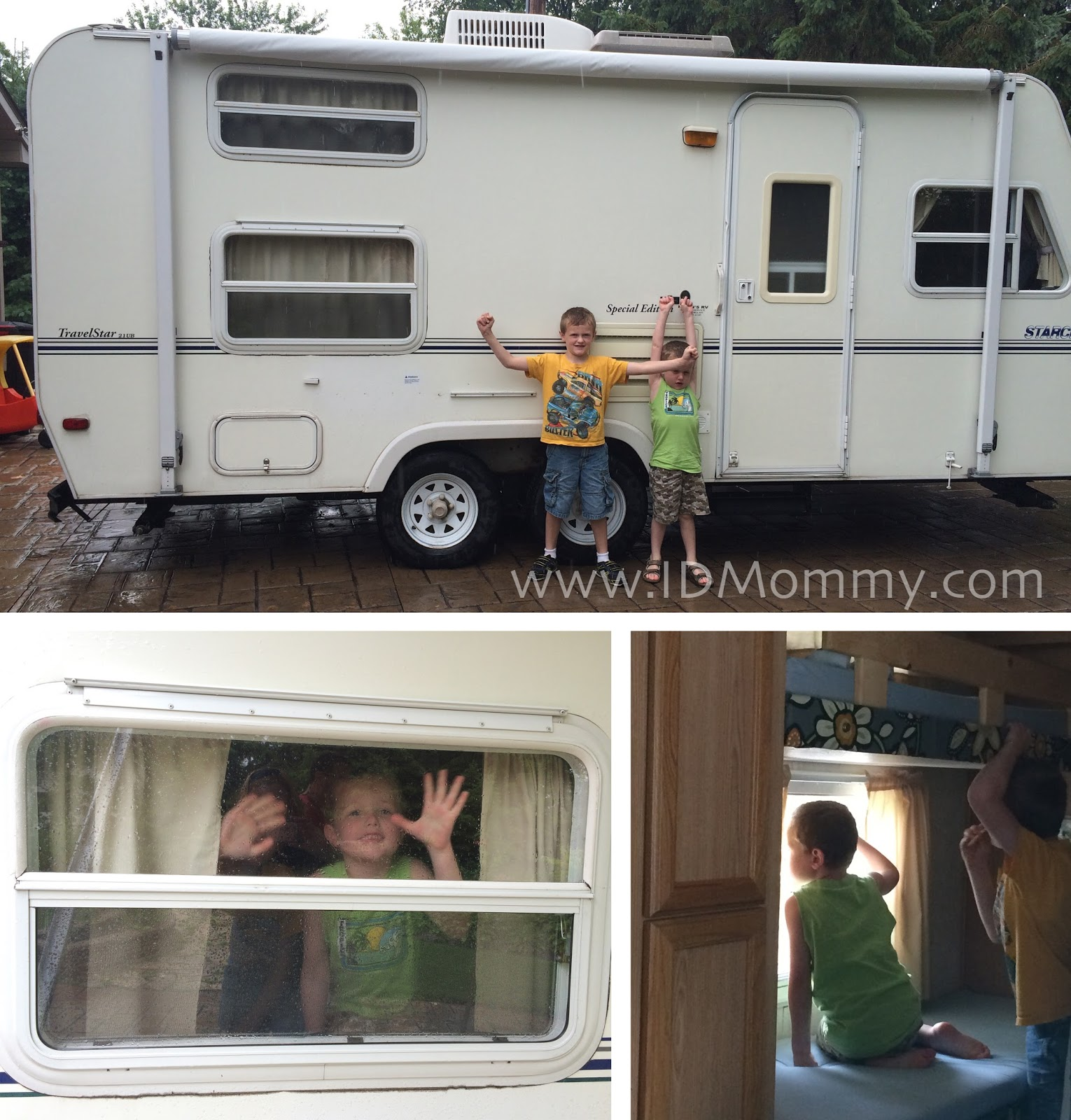 ID Mommy: IDMommy Projects: Our Camper