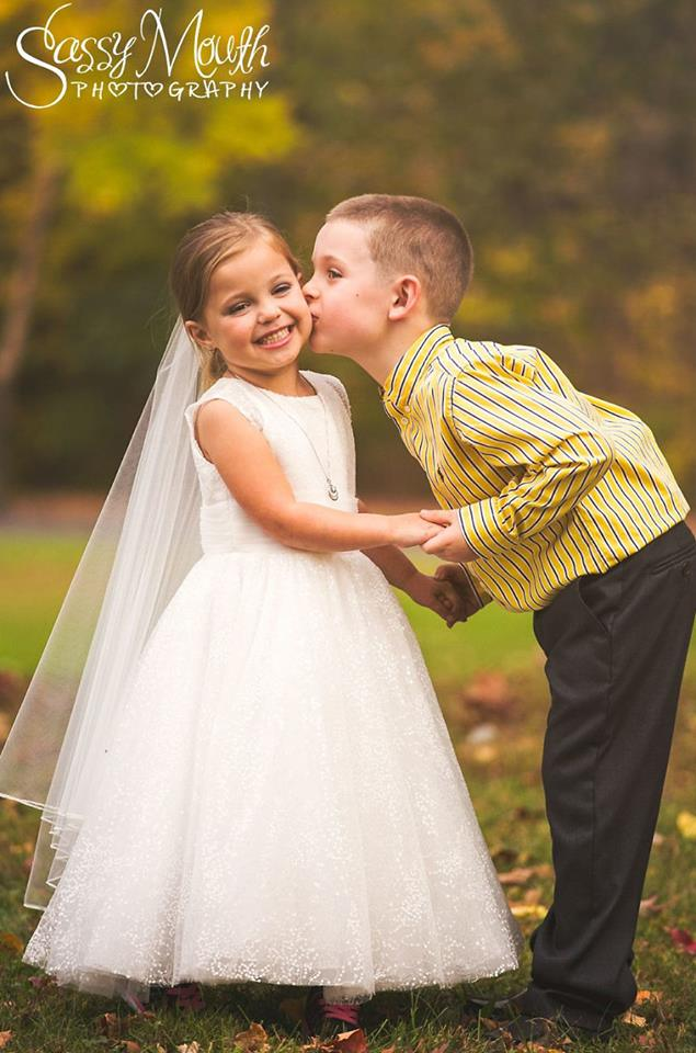 5-year-old girl's dream of wedding 'realized' ahead of surgery