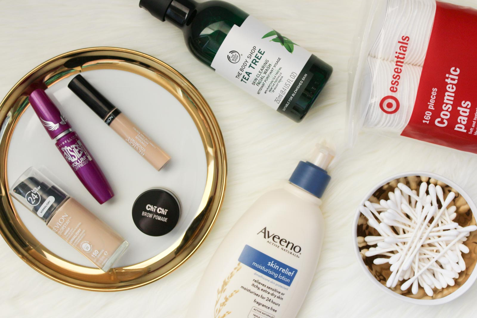 The Weekender Beauty Stock Up | Cate Renée