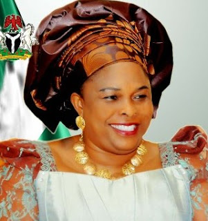 Former Nigerian first lady, Dame Patience Jonathan