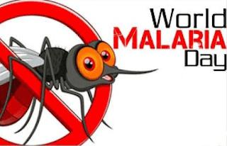 25th April – World Malaria Day