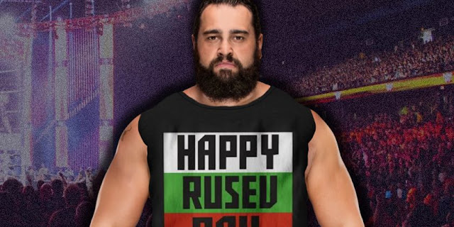 Rusev Says 99.9% Of The WWE Roster Feels Overlooked
