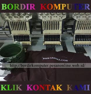 Jasa Bordir Kaos Surabaya