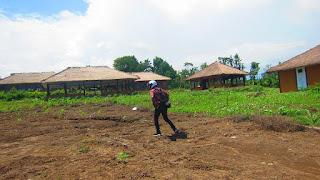 Masyarakat Klaim Gedung PPSB Loteng Dibangun Pemprov NTB Setengah Hati