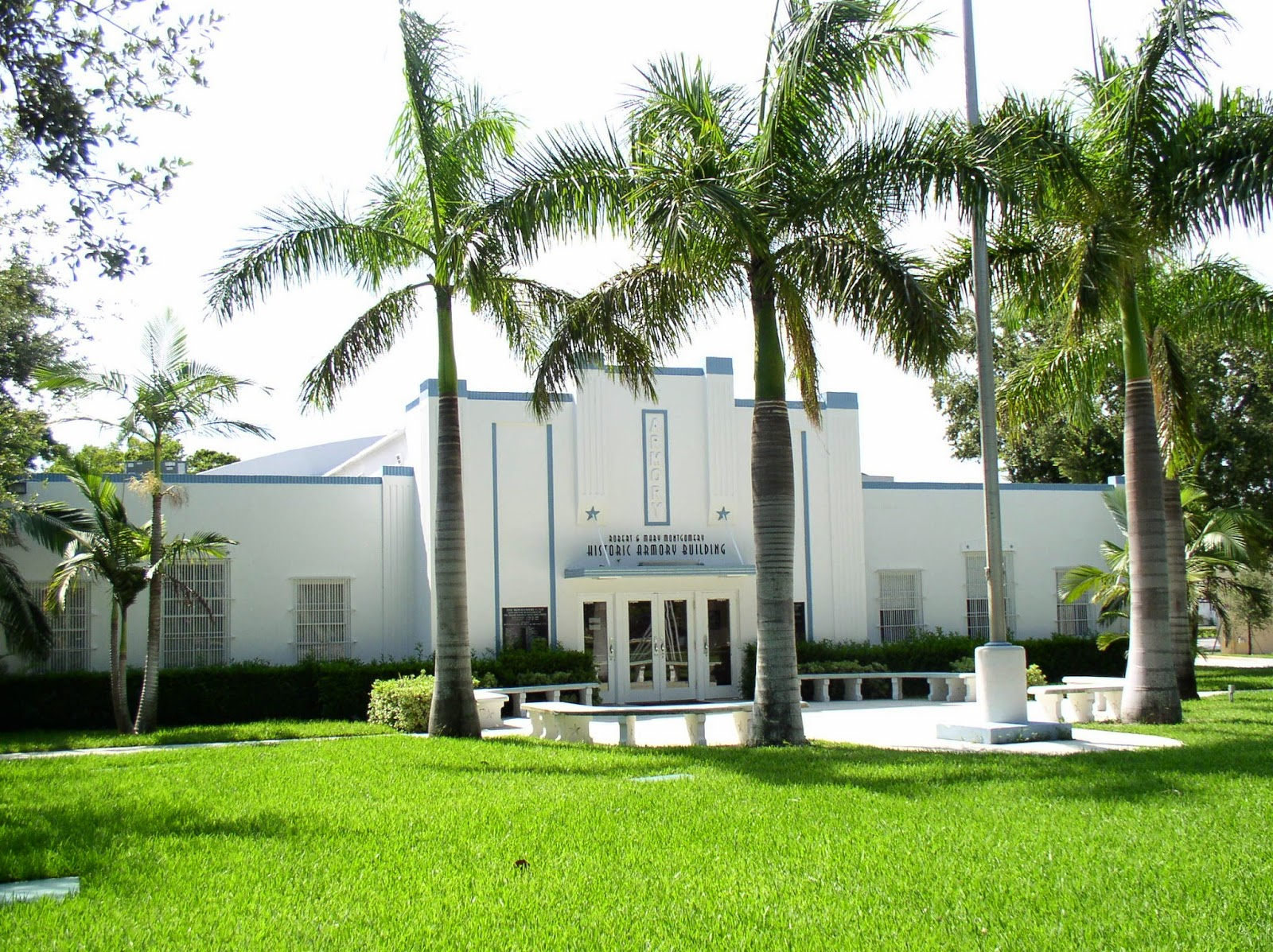 Armory Art Center em Palm Beach