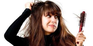 Mengatasi Rambut Rontok , Lakukan 6 Tips Ampuh Ini