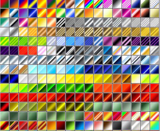 Kết quả hình ảnh cho gradient photoshop