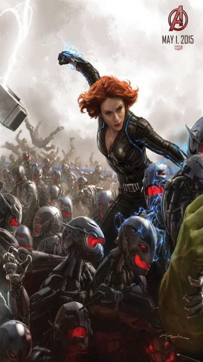 Black Widow HD Wallpapers-Download Photo Gallery