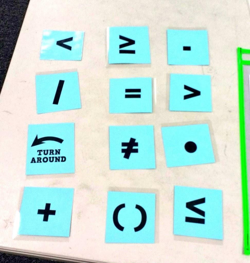 Math = Love: Translating Algebra: Flyswatter Game (With At Desk Version)
