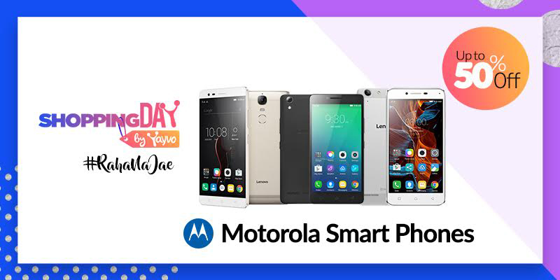 Lenovo/Motorola Smart Phones in Discounted Price