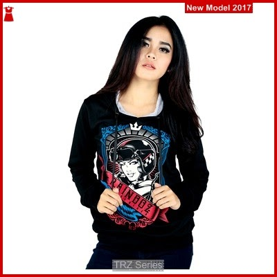 TRZ57 Sweater Hoodies Gaul Raindoz 915 Murah