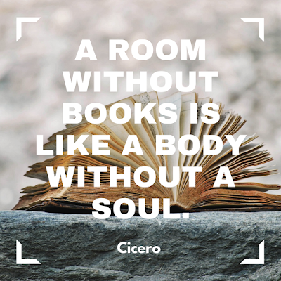 A room without books is like s body without a soul. #books #readeveryday