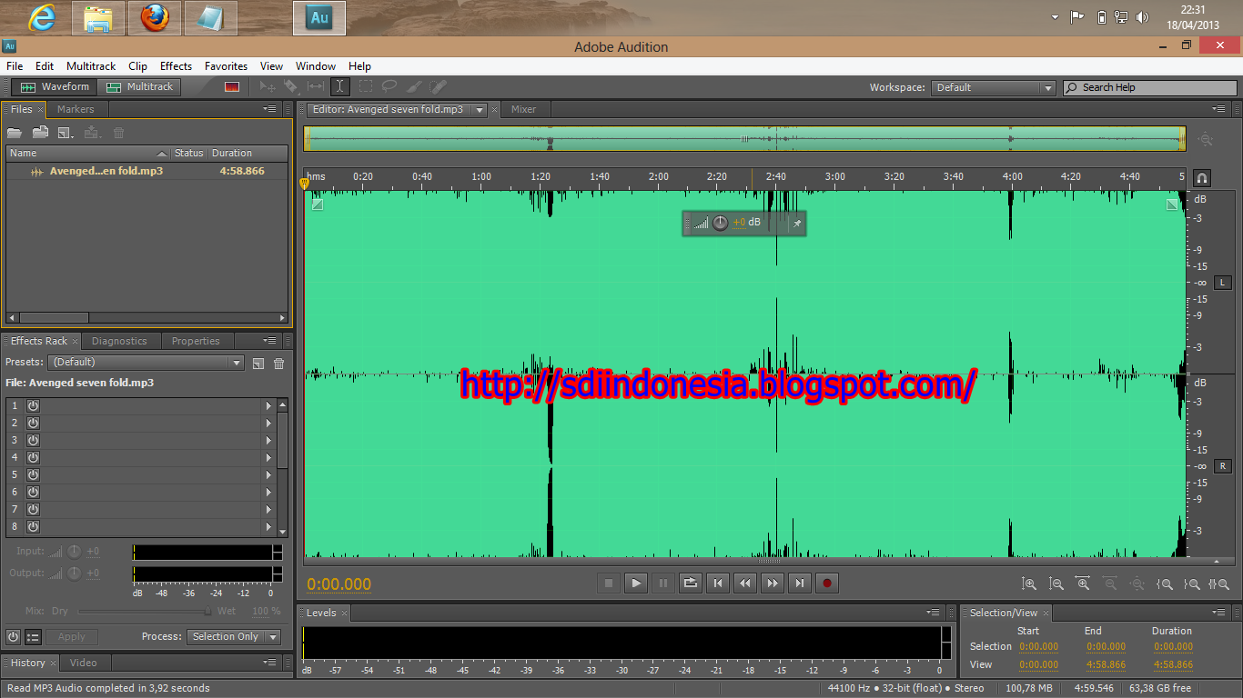 adobe audition cs5 download