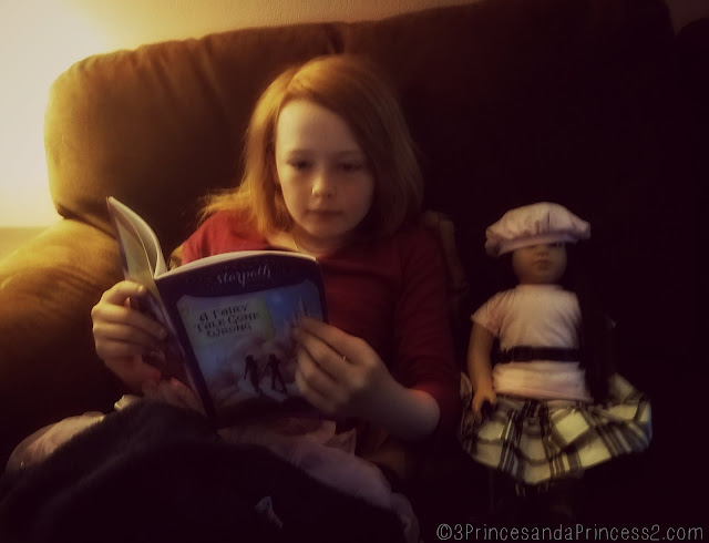 Doll and Book