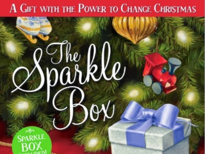 A Gift For Kids: The Sparkle Box by Jill Hardie Review & Giveaway {Holiday Gift Guide}